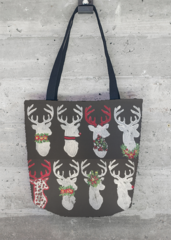 Tote Bag - QUEEN OF HEARTS by VIDA VIDA leSSUPkV