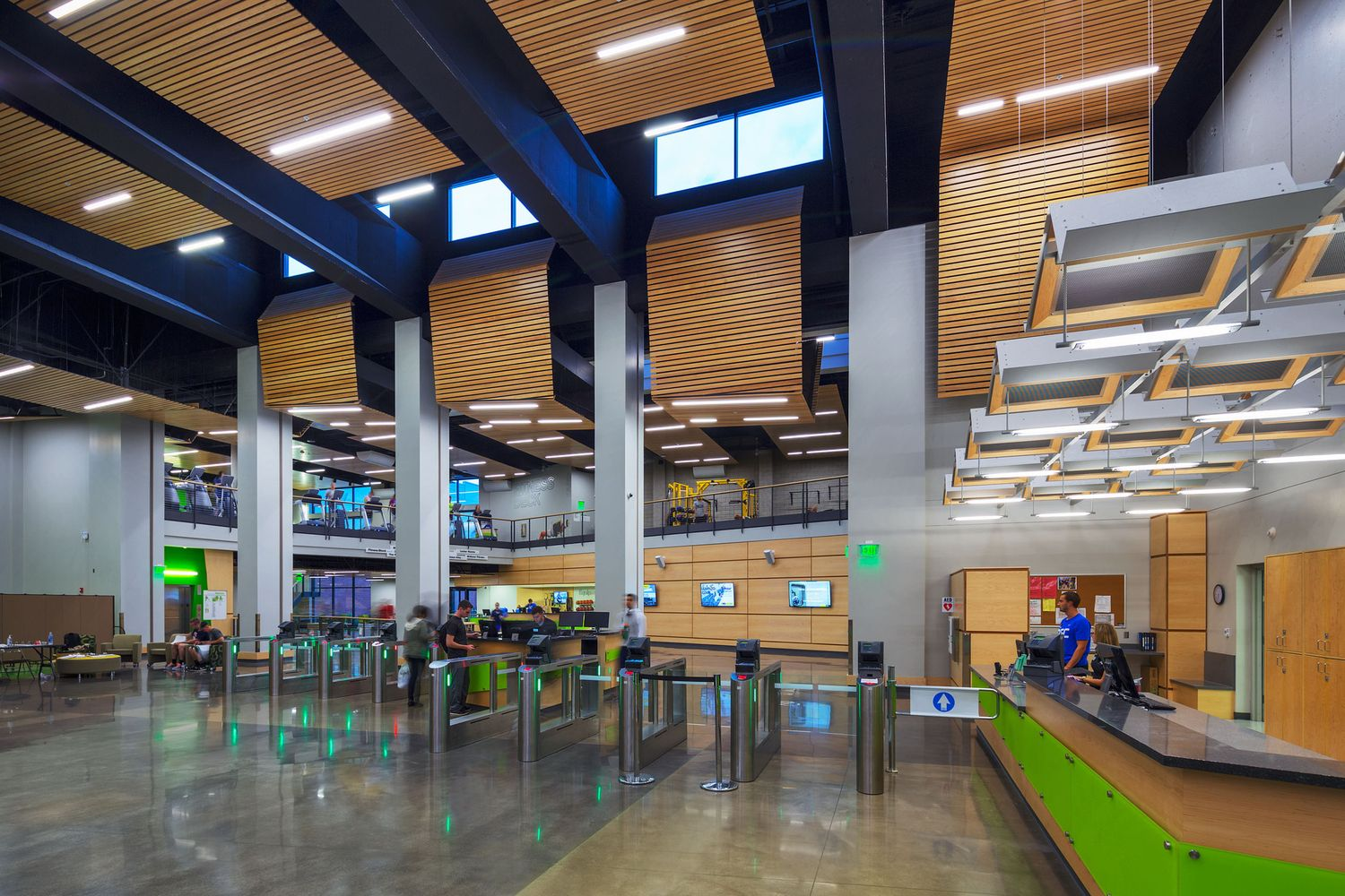 Gallery Of Student Recreation Center Expansion And Renovation