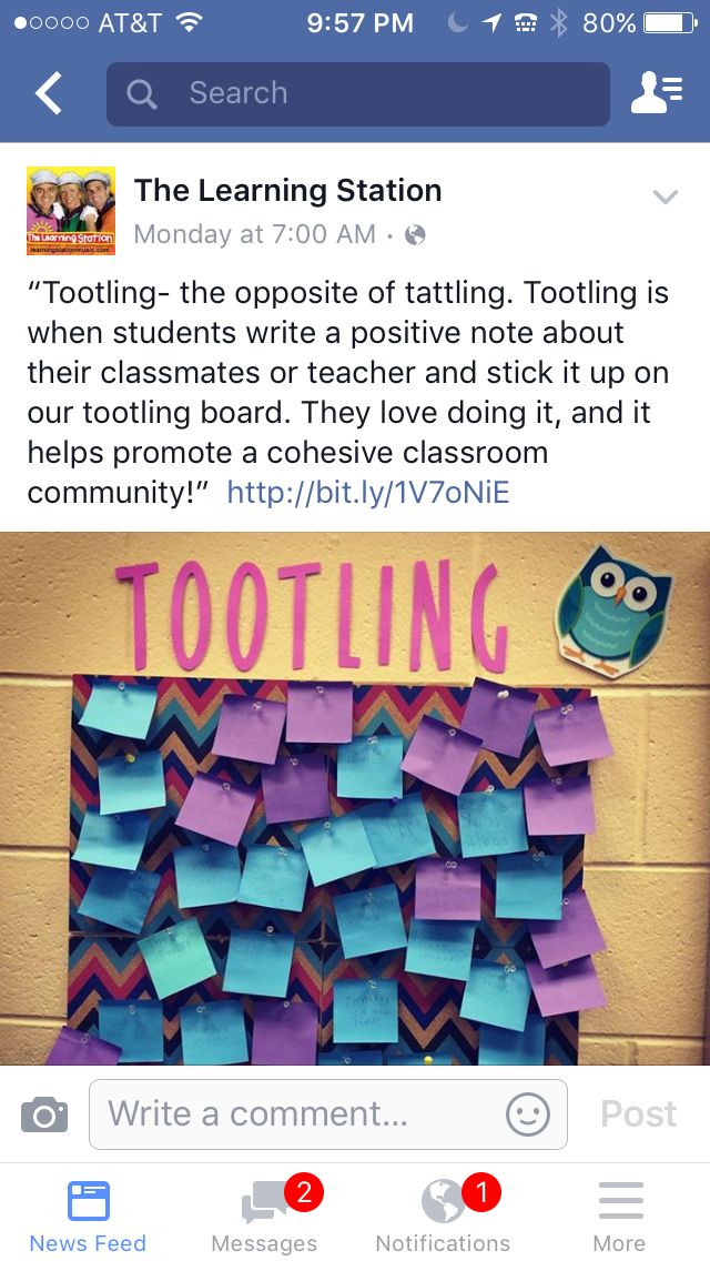 Tootling instead of Tattling!! | for my busy bee classroom