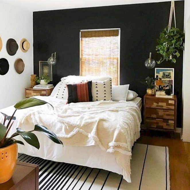 39 Elegant And Simple Bedroom Decors What Is It Pecansthomedecor Simple Bedroom Decor Simple Bedroom Accent Wall Bedroom Bedroom interior design normal