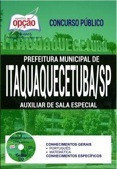 AUXILIAR DE SALA ESPECIAL