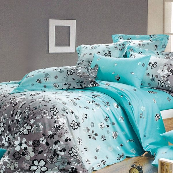 Turquoise Bed Set Home Bedding Turquoise Bedding