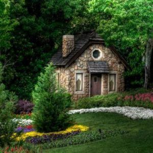 real fairytale cottage design ideas 270 romanticcottage rh pinterest com