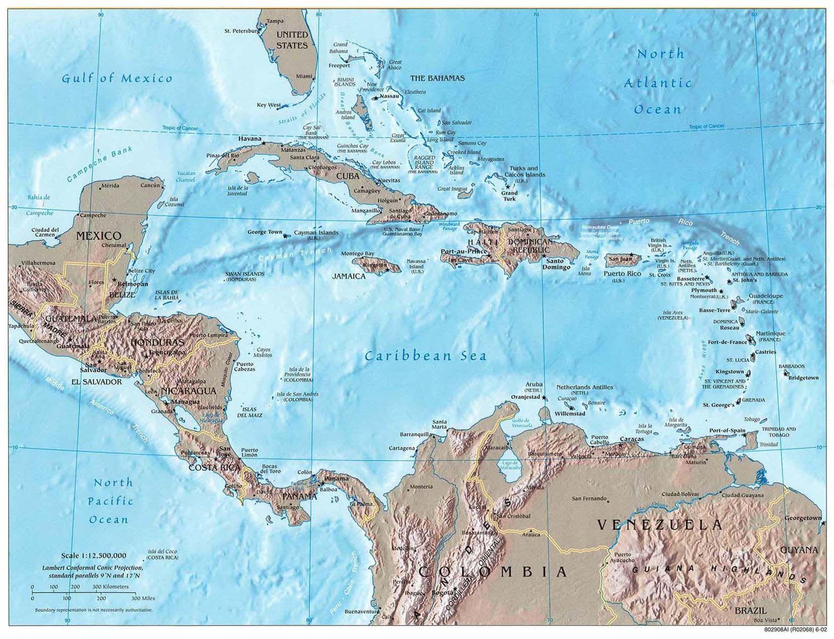 Caribbean  So many beaches, so little time!