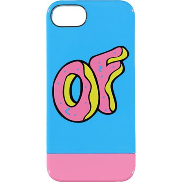 quality design ade5a 1f52e Odd Future X Incase Donut Slider iPhone 5 Case at Zumiez : PDP ...