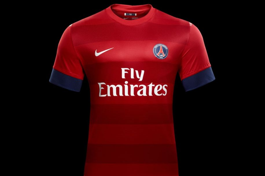 PSG - Paris Saint Germain - Nike - Shirt 74d5752dd455a