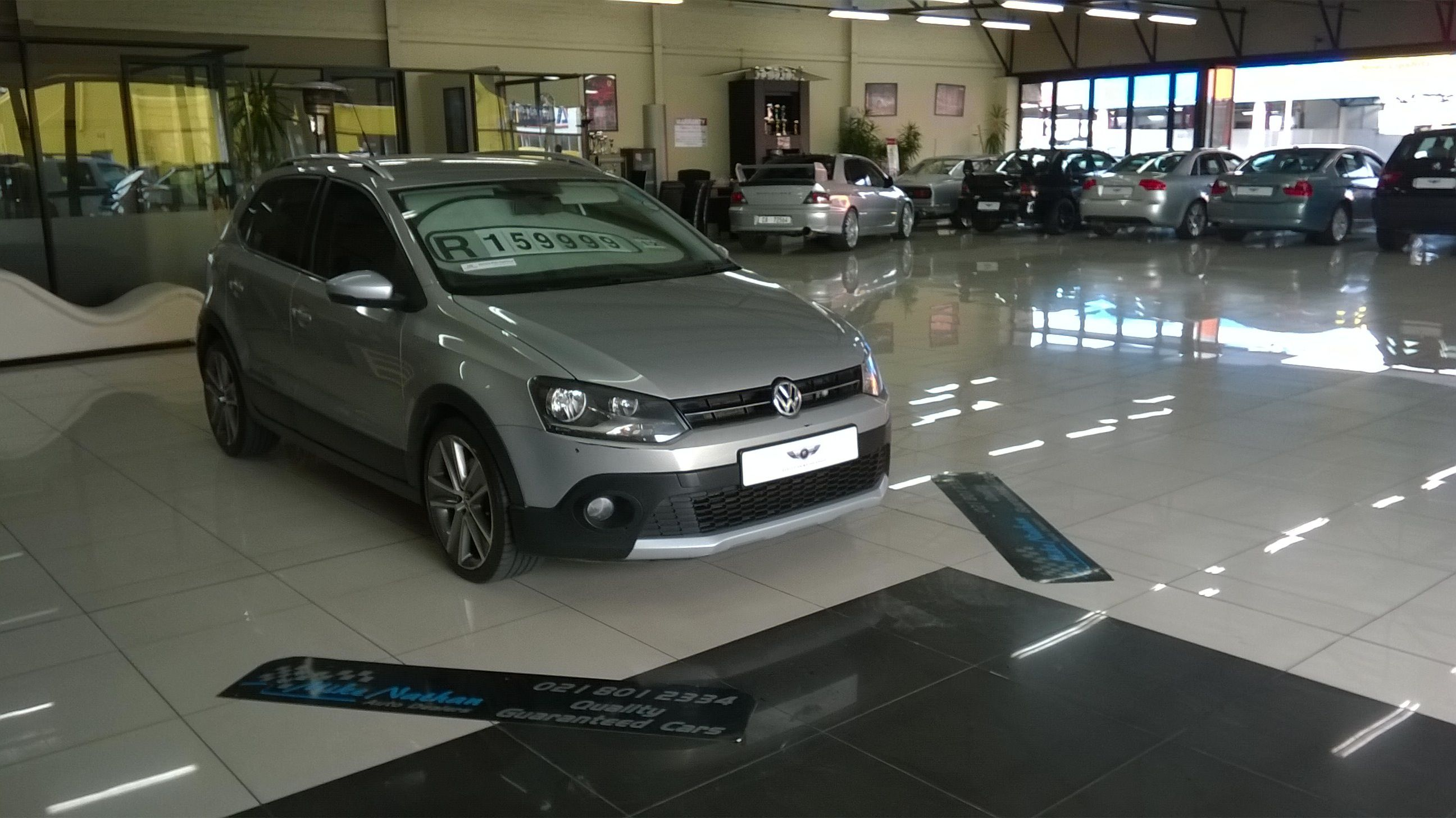 2012 VW POLO 1.6 TDI CROSS R159995 Tdi, Volkswagen