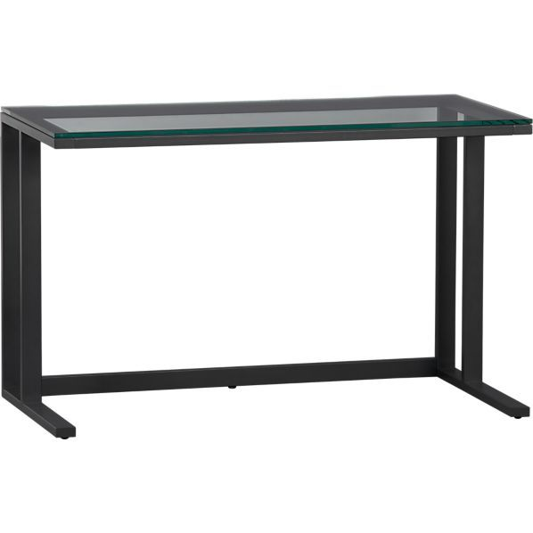 pilsen graphite desk furniture desk modern desk desk for two rh pinterest com