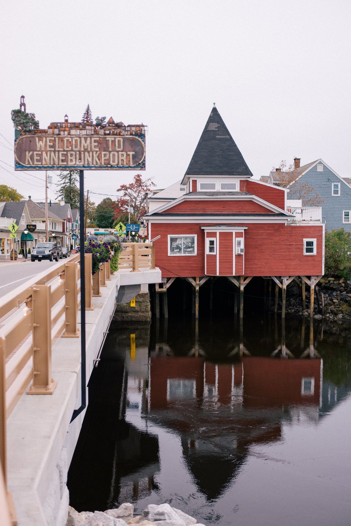 a fall getaway to kennebunkport cape porpoise maine gmg travels rh pinterest com