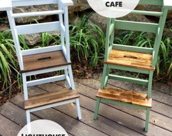 child kitchen helper step stool toddler stool tot tower to build rh pinterest com