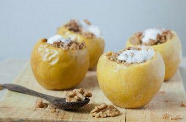 Печеные яблоки в мультиварке пошаговый рецепт