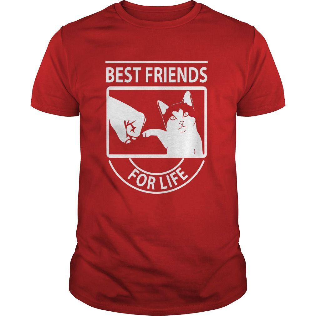 CAT SHIRT CAT SHIRT CAT TEE PET LOVER TEE BEST FRIEND FOR LIFE
