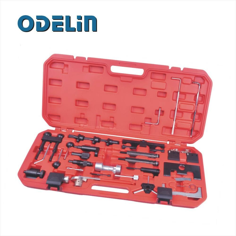 Gas Diesel Engine Timing Tool Set For Vw Audi A4 A6 A8 A11 97
