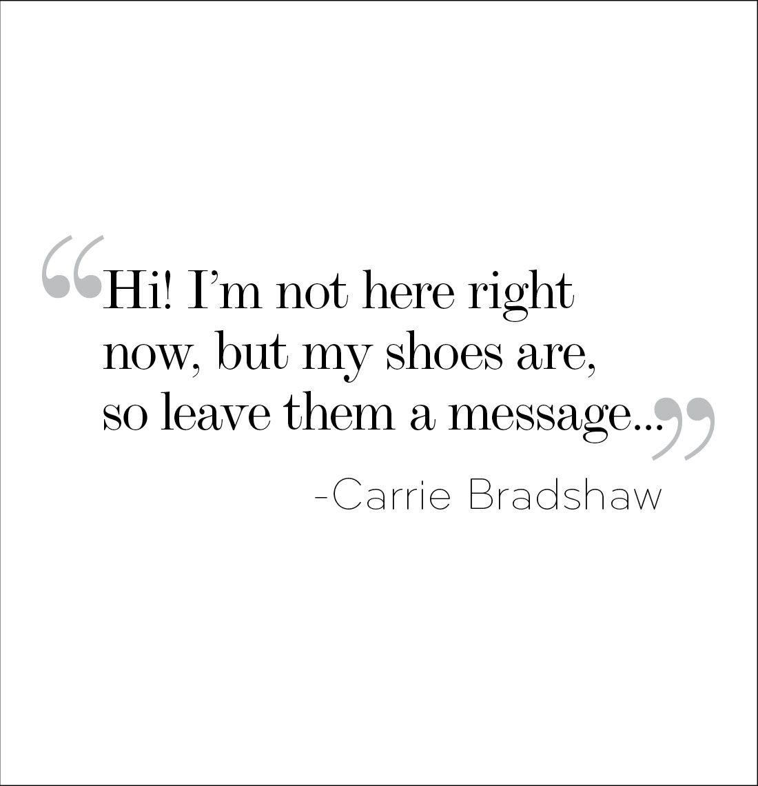 Carrie Bradshaw Fashion quot;s POPSUGAR Fashion 8