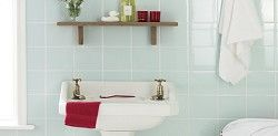Bathroom Ideas | Designed to Inspire by Topps Tiles