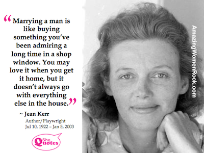 jean kerr quotes - Google Search