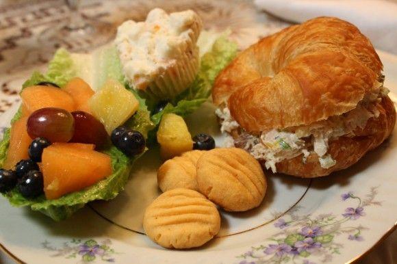 Frozen Fruit Salad and Rich's Tea Room | Frozen fruit salads ...