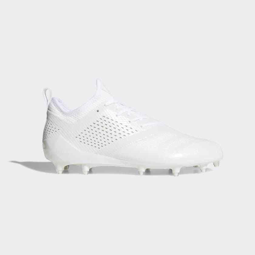 Adidas adizero 5star 70 low top mens white molded
