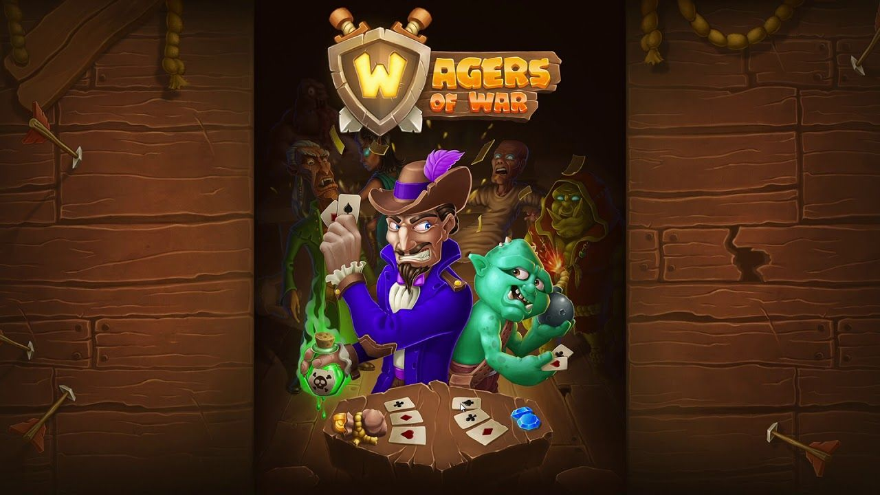 Wagers of War HOW TO PLAY Tutorial Game Play Wagers of