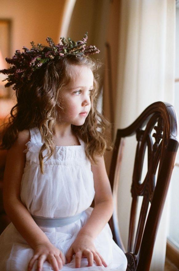 Flower Girl Dresses Target Minus The Wreath Princess Wedding