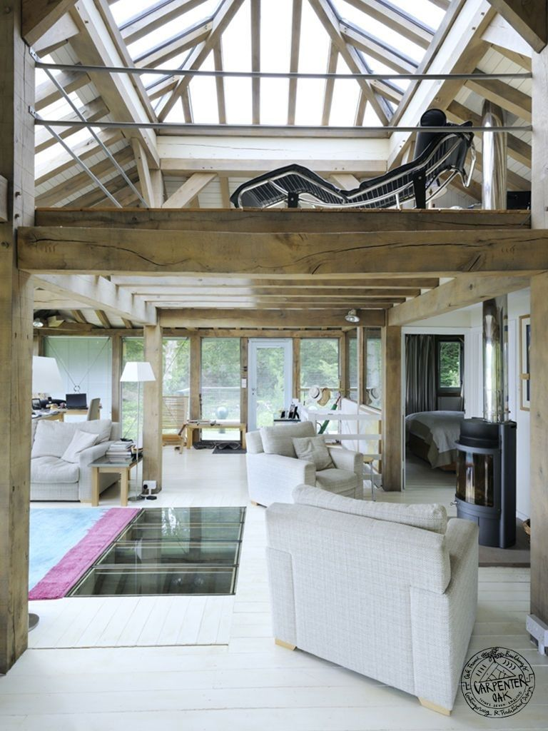 Oak Timber Frame House Kits Scotland | Amtframe org