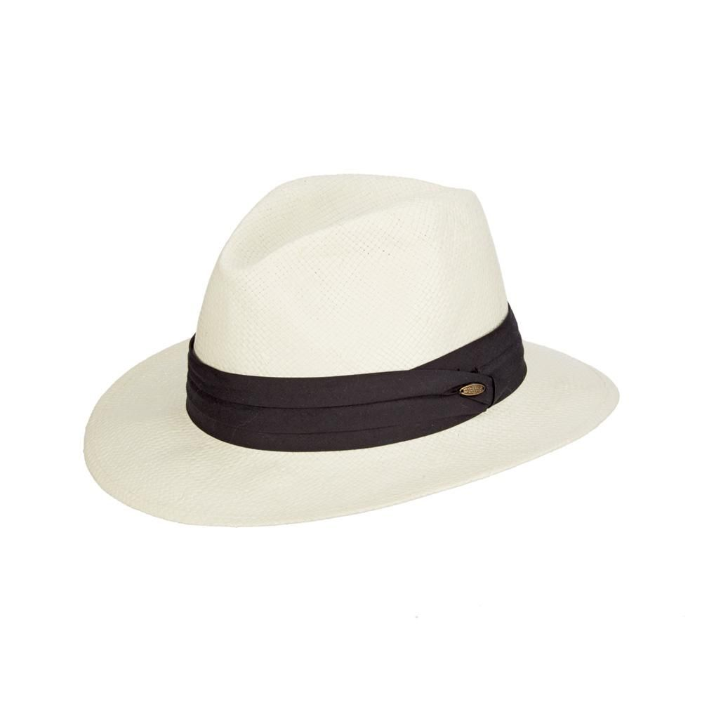 aefb947d905 Panache the only word you ll need anymore after taking a Scala men s toyo  safari hat for a spin. Think lightweight