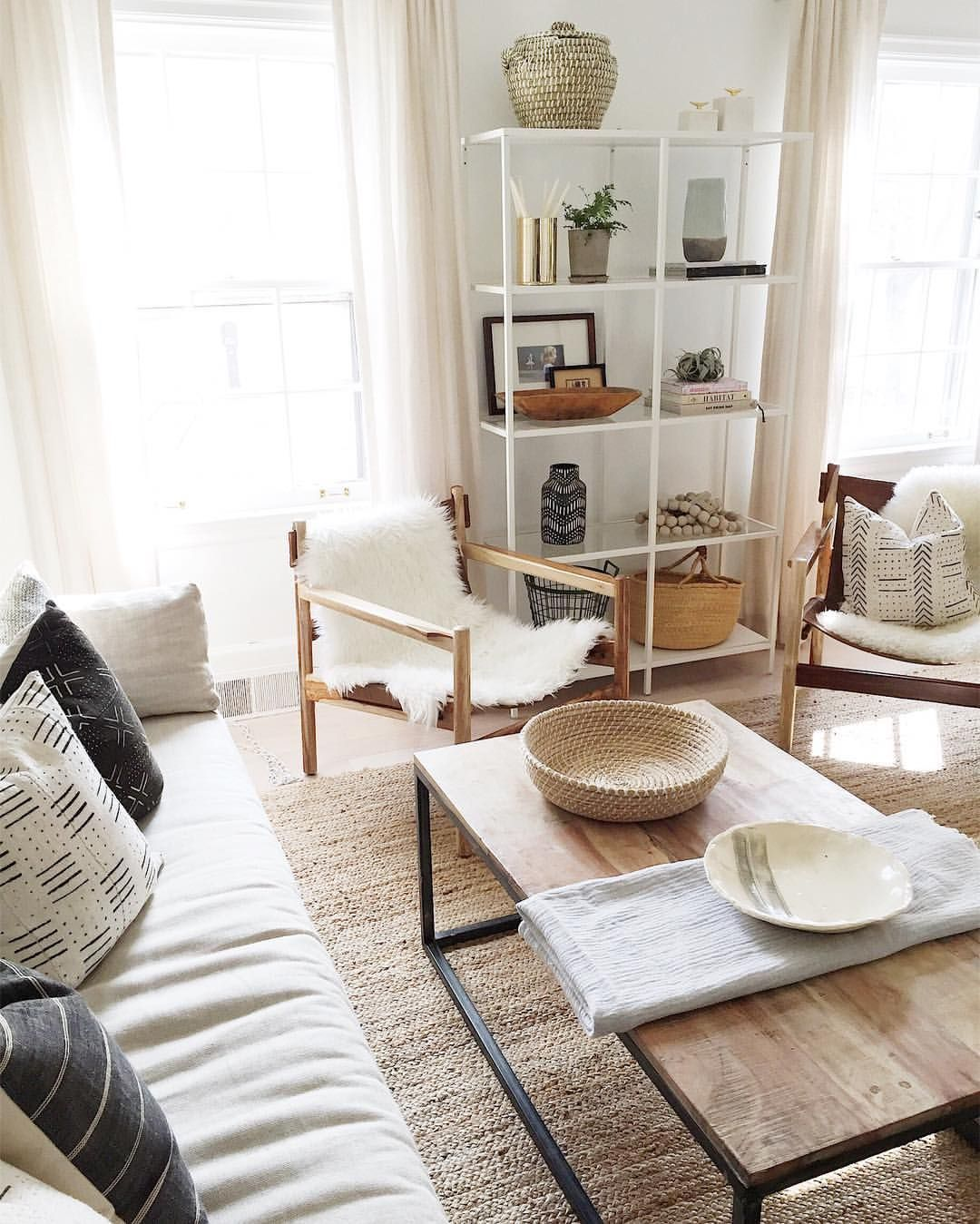 How to Style a Coffee Table in