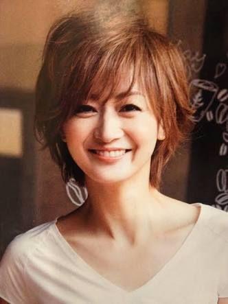 富岡佳子 の画像検索結果 髪型 ヘアスタイリング ヘアカット