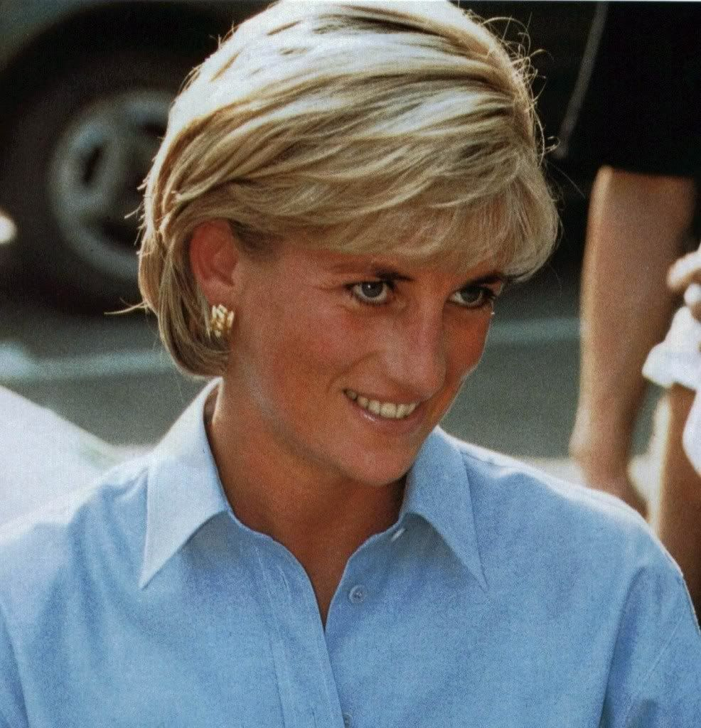 Princess Diana Princess Diana Hair Diana Haircut Princess Diana