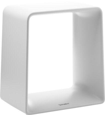 Duravit P3 Comforts Stołek Pod Prysznic Biały 79187700000000