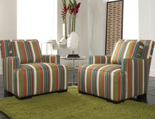 Best Cort Clearance Furniture Ace Striped Accent Chair 640 x 480