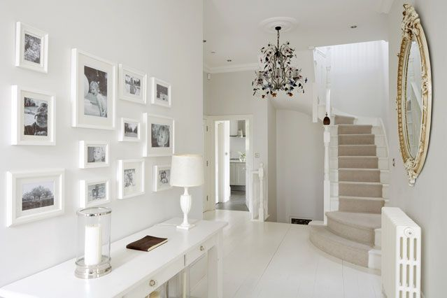 how to create a beautiful design for your hallway perfect hallway rh pinterest com
