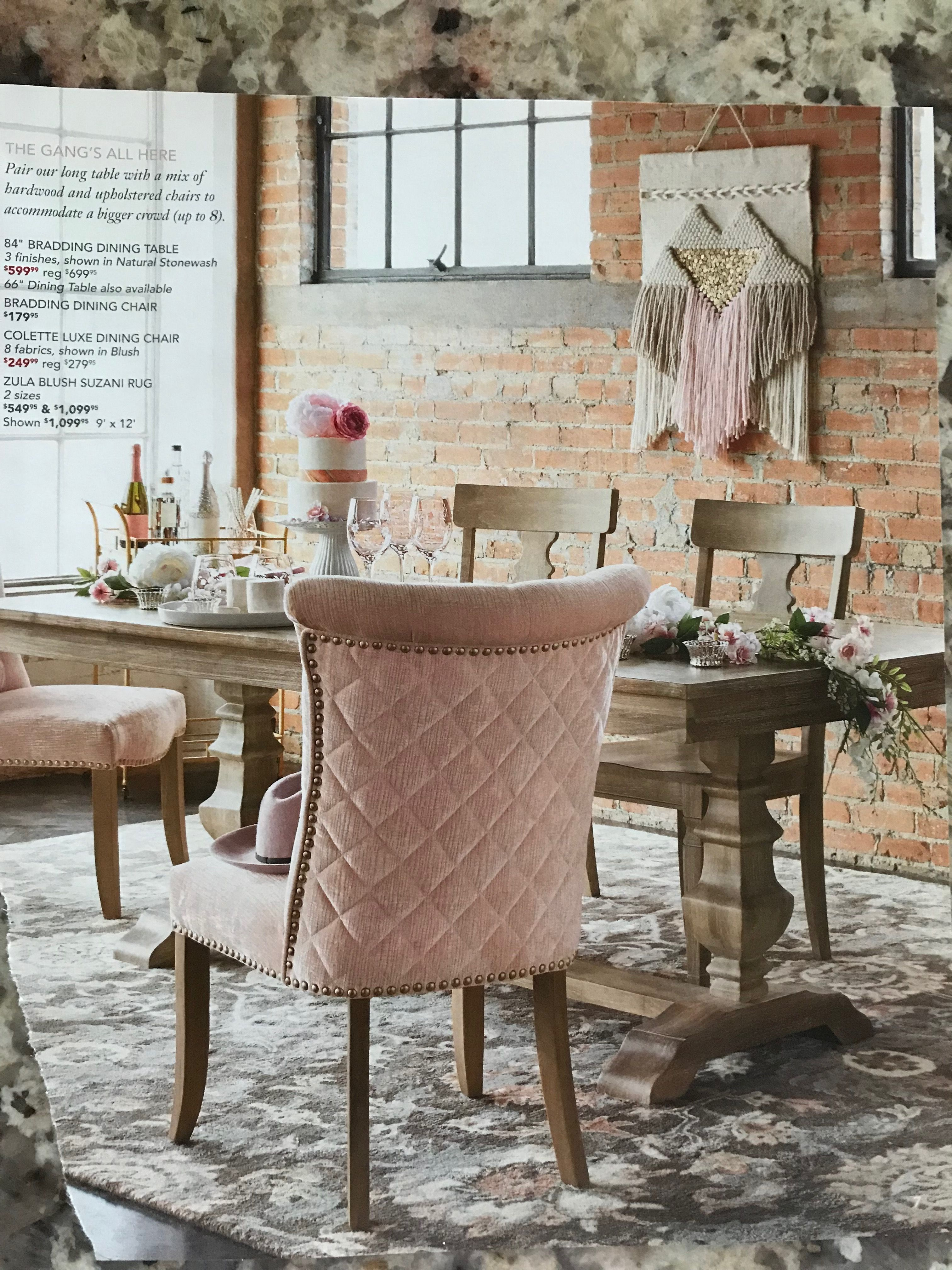 Pretty Dining Area Dining Room Decor Pink Dining Rooms Dining Room Decor Elegant