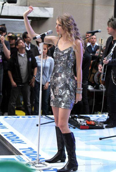 Black Boots Taylor Swift
