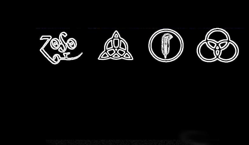 Led Zeppelin Symbols Photo Led Zeppelin Zoso Symbols Untitled Png Led Zeppelin Led Zeppelin Symbols Led Zeppelin Logo