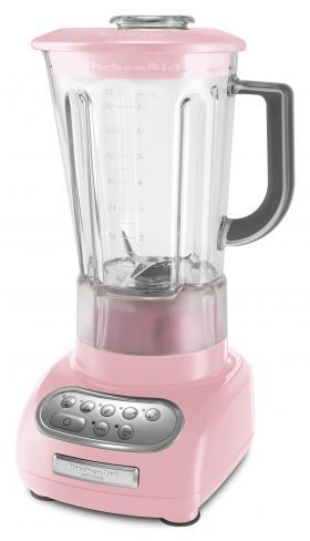Kitchen Aid Blender -Candy Floss Pink. | Kitchen | Pinterest ...