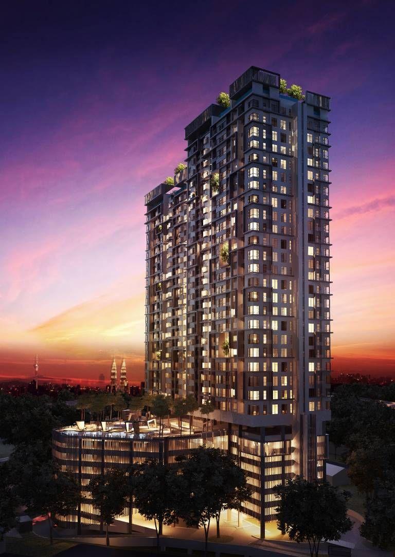 condominium in ampang
