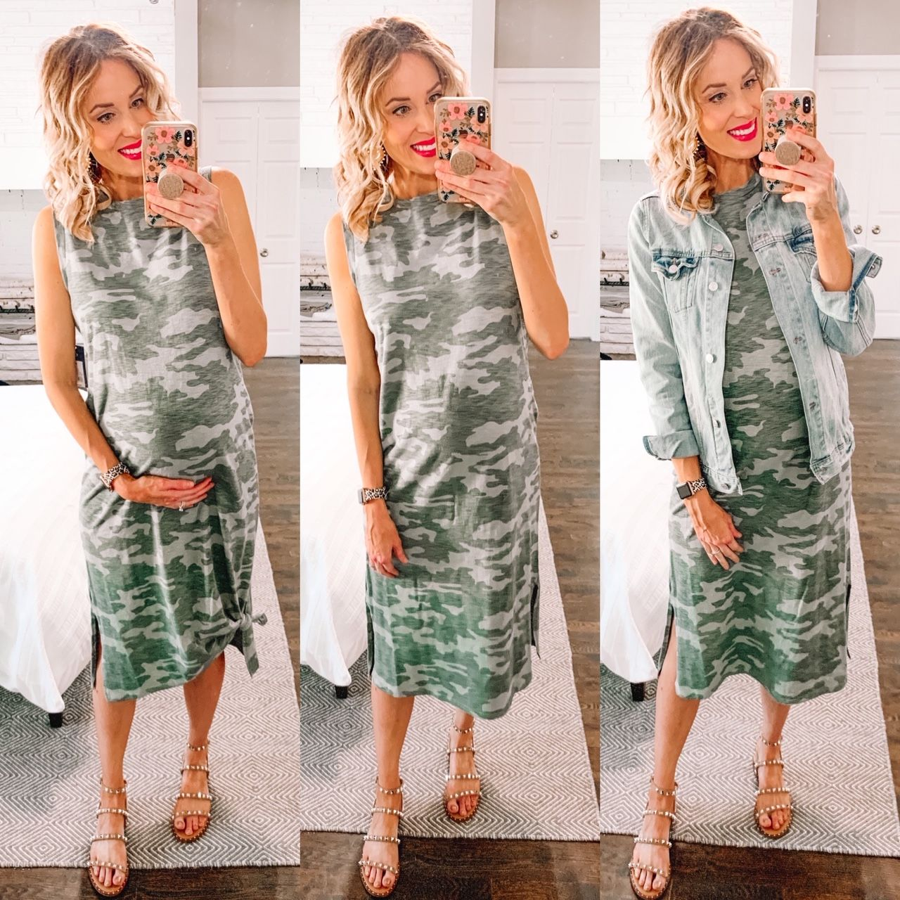 Target Try On 3 Dresses Under 30 Straight A Style Fashion Affordable Fashion Women Babydoll Style Dress [ 1280 x 1280 Pixel ]