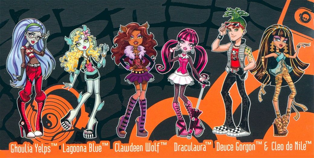 Monster High Characters Names Off-site link MonsterHigh - copy monster high gooliope jellington coloring pages