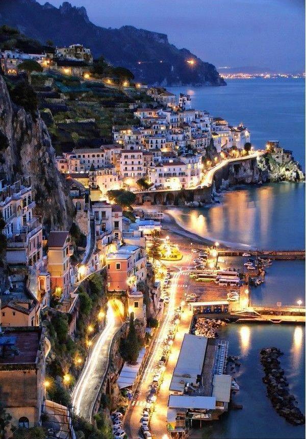 İtalya,Amalfi