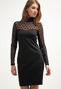 YAS - YASSHEDOT - Korte jurk - black