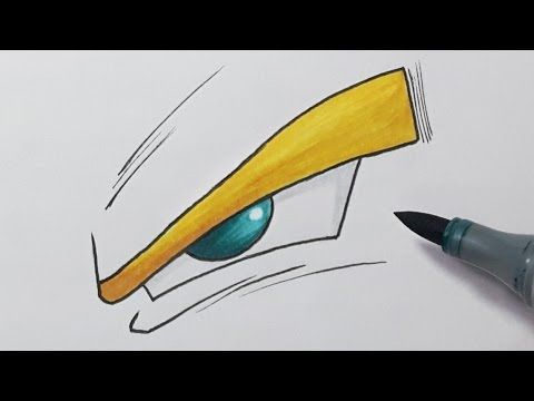 How to draw a dragon ball z eye step by step youtube draw how to draw a dragon ball z eye step by step youtube ccuart Choice Image