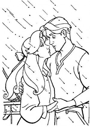 Anastasia Coloring Pages 7