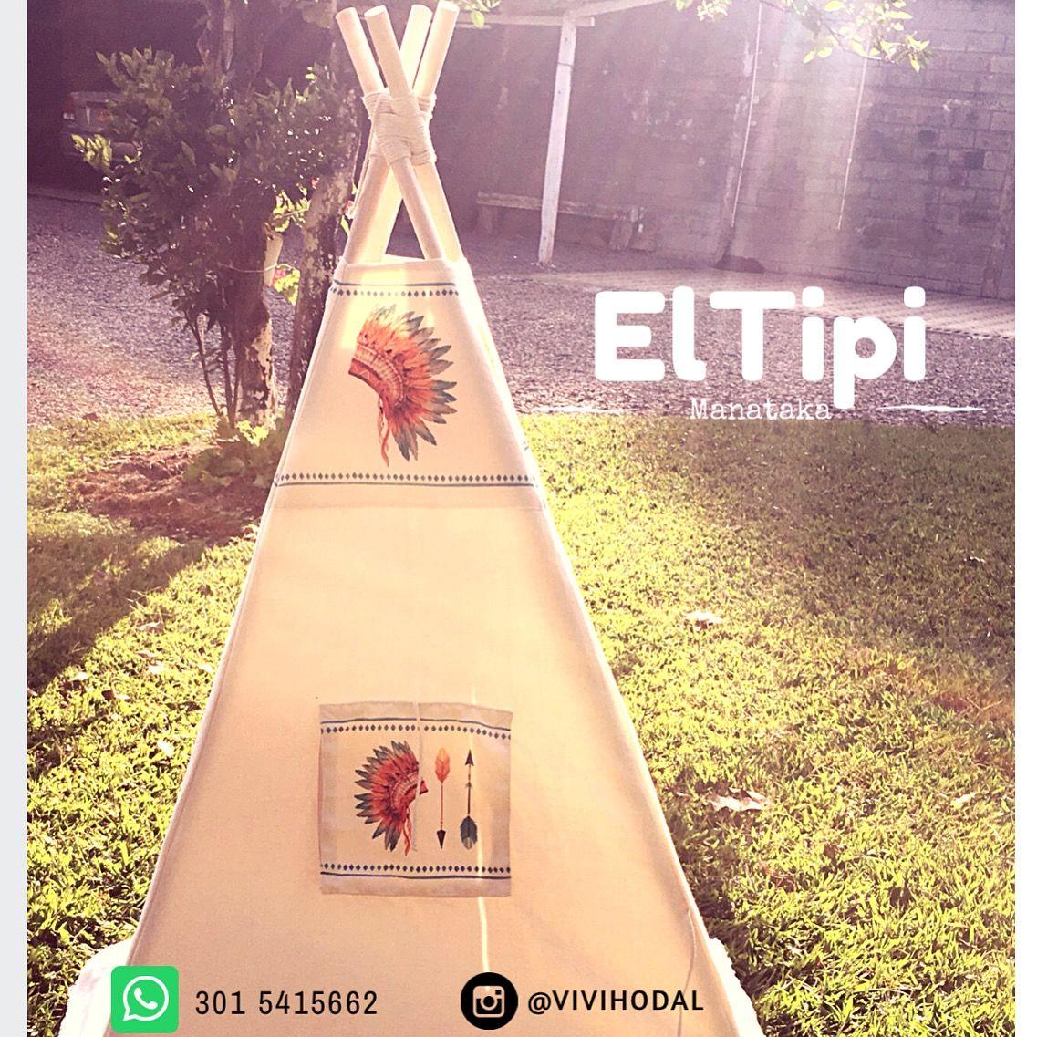 ¿Ya compraste #ElTipi para tu niñ@, sobrin@ o amiguit@?..¡Haz tu pedido! ☎️+57 3015415662 #Tipi #Teepee #Teepe #Tepee #familia #regalosoriginales #regalosniños #regalosniñas #regalosniñasyniños #hechoencolombia