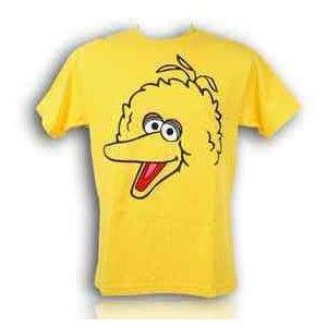 Sesame street adult tshirt