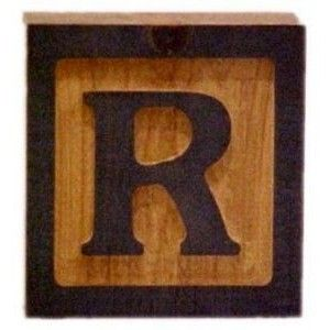 Letter Blocks  GoogleSgning  R  R    Letter Blocks