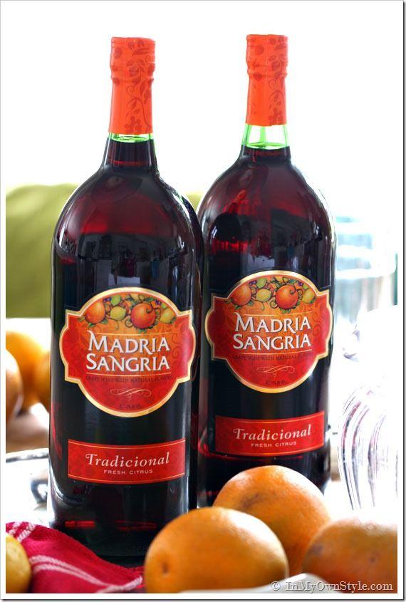Madria Sangria Moscato - 757857 | Manitoba Liquor Mart