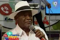 Presentación Y Entrevista Al 'Rey Del Merengue' Joseíto Mateo En 'Pégate Y Gana Con El Pachá'