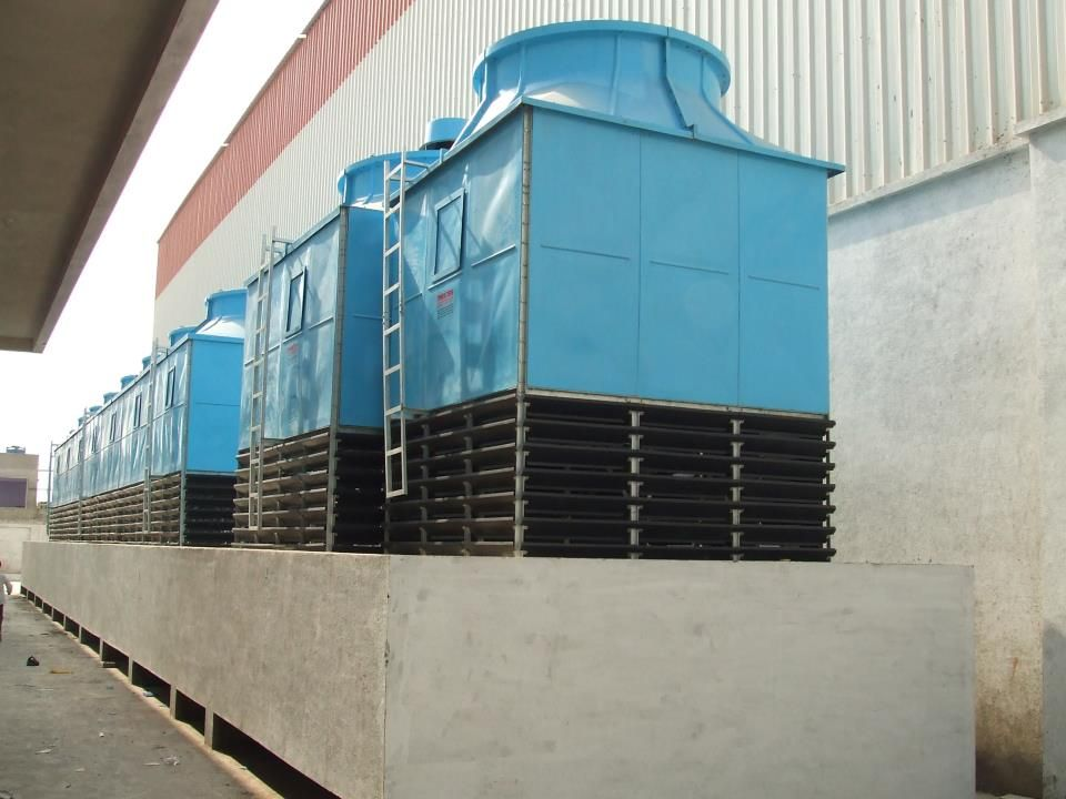 Cooling Tower Services Tower Tech Cooling Towers Cooling Tower Tower Water Treatment
