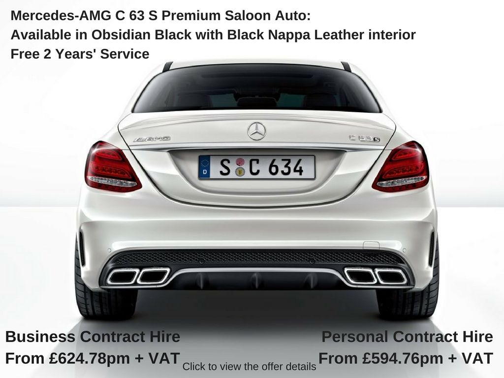mercedes-benz c class saloon - free service offer! | amg car, car